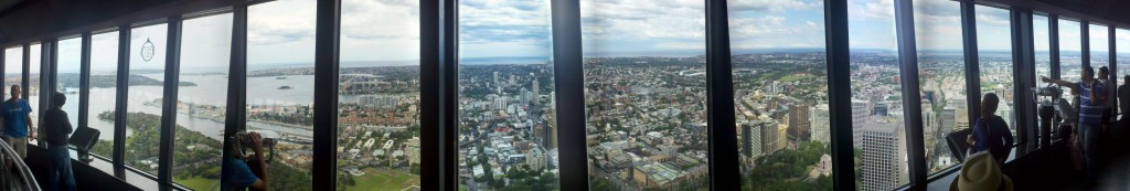 Sydney Tower Observation Deck